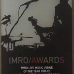 IMRO Overall National Venue of the year – We Won
