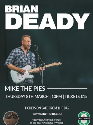 Brian Deady Mike The Pies